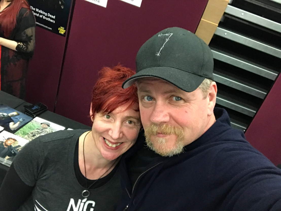 Michael Cudlitz from The Walking Dead